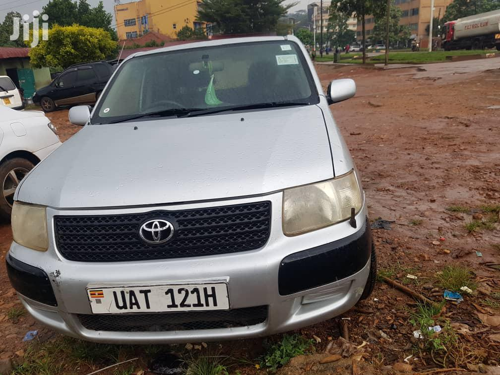Toyota Succeed 2002 Silver