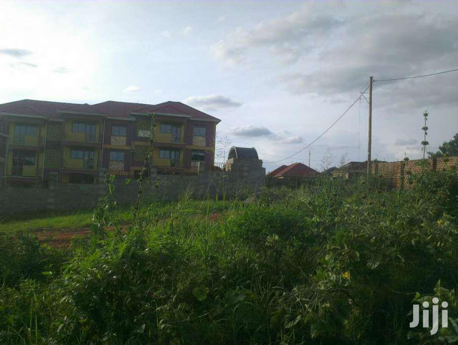 Strategically Located 13dec Residential Plot In Bweyogerere