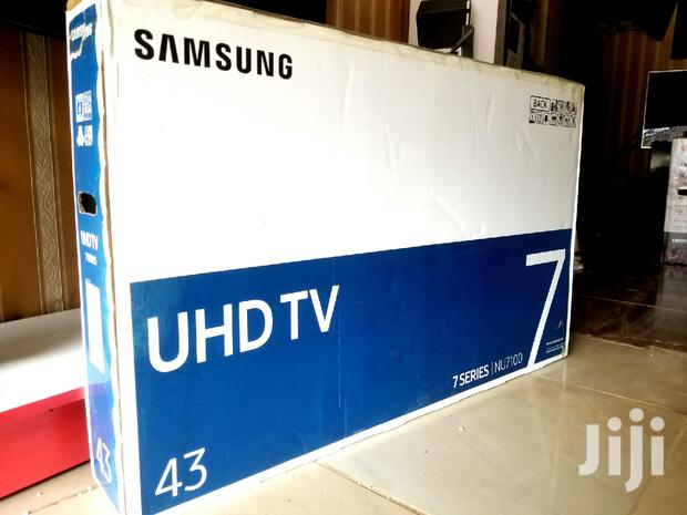 Archive: Samsung 43 Inch Smart UHD Tv