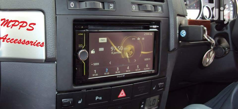 Dvd Video Screen Touch Radio