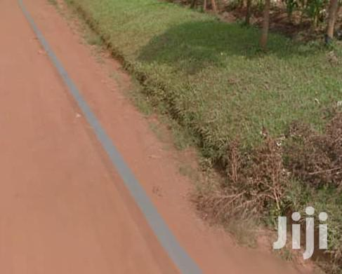 Land In Entebbe Road Lutembe For Sale