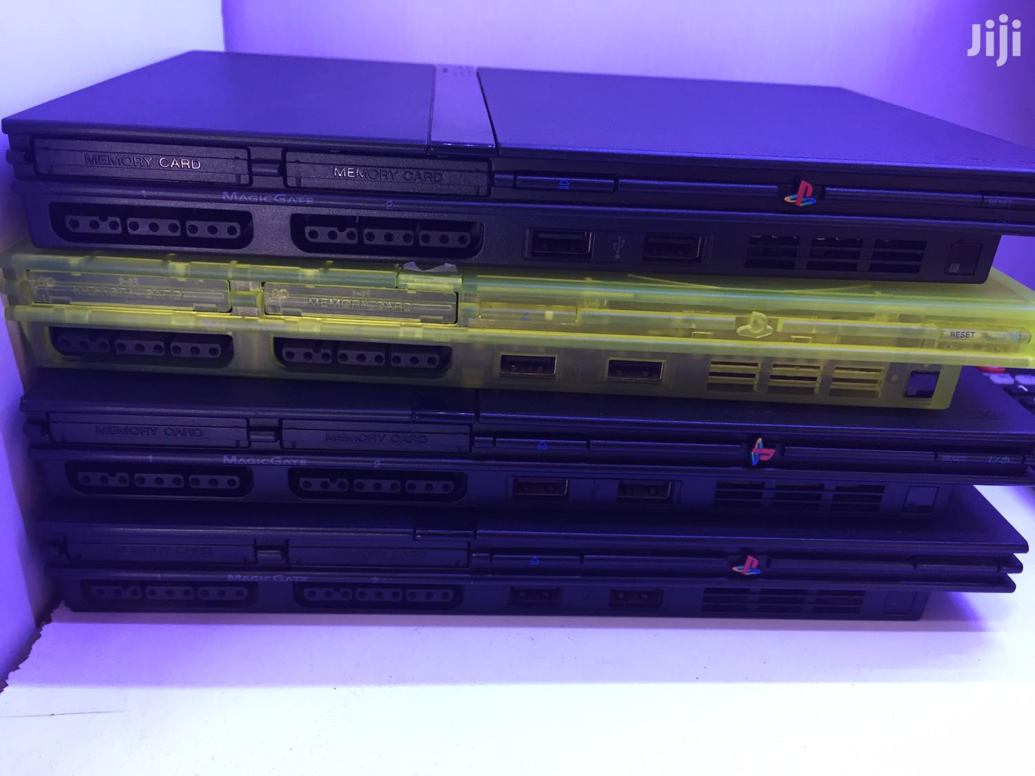 Archive: Ps2 Consoles Available