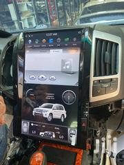 Land Cruiser V8 Tesla Android Radio System | Vehicle Parts & Accessories for sale in Central Region, Kampala