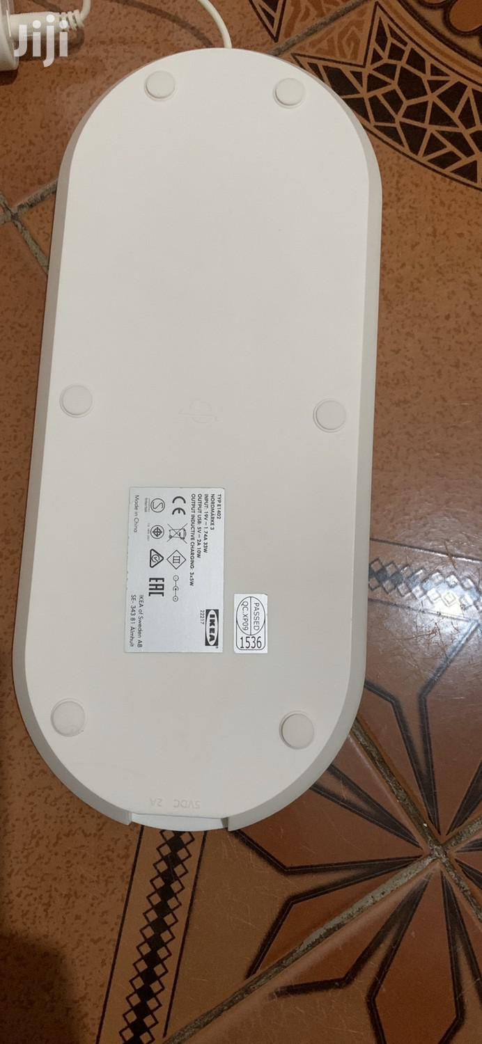 QI 4in 1 Wireless Charger White   Accessories for Mobile Phones & Tablets for sale in Kampala, Central Region, Uganda