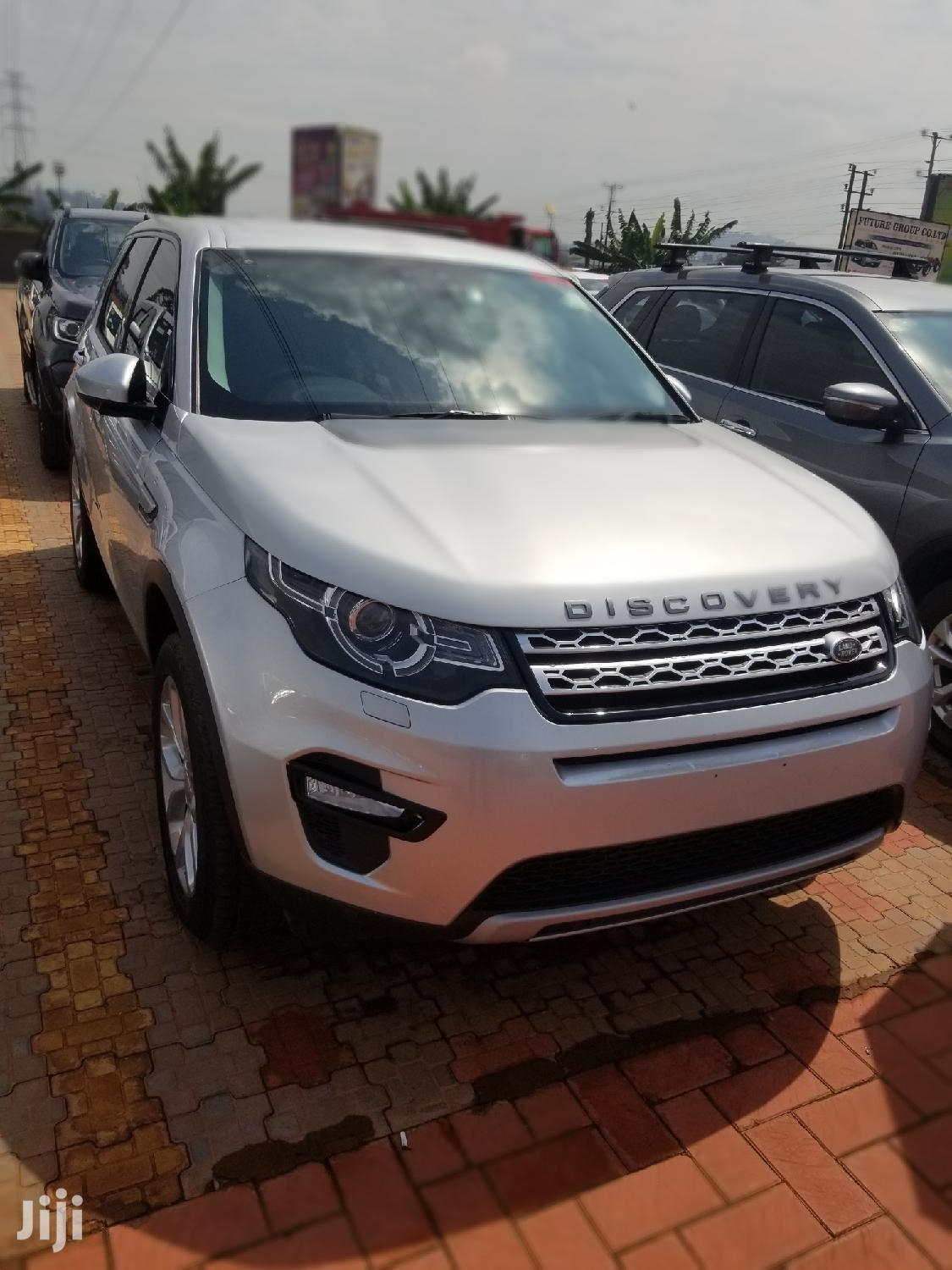 New Land Rover Discovery II 2016 Silver