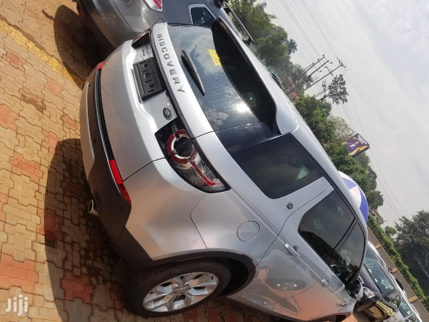 New Land Rover Discovery II 2016 Silver | Cars for sale in Kampala, Central Region, Uganda
