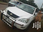 Toyota Harrier 2005 White   Cars for sale in Central Region, Kampala