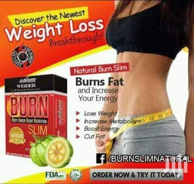 Archive: Natural Weight Loss With Natural Burn Slim