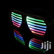 Led Rechargeable Sound Sensitive Glasses | Clothing Accessories for sale in Central Region, Kampala