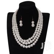 Pearls Necklace White | Jewelry for sale in Central Region, Kampala