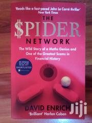 THE SPIDER NETWORK. Hardcover Book On Sale. | Books & Games for sale in Central Region, Kampala