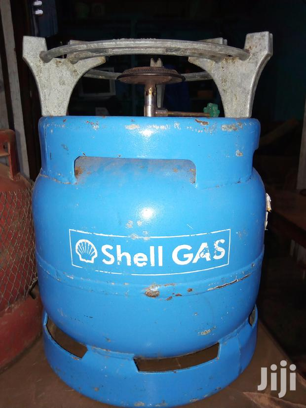 Archive: Shell Gas Cylinder Full Set Empty