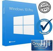 Windows 10 Pro And Office 2016/2019 Proplus | Software for sale in Central Region