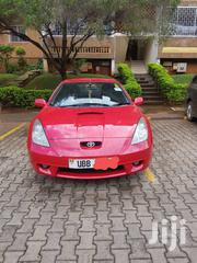 Toyota Celica 2001 TS Red | Cars for sale in Central Region, Kampala