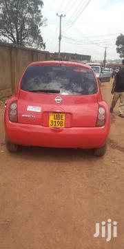 Nissan March 2003 Red | Cars for sale in Central Region, Kampala