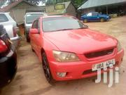 Toyota Altezza 2001 Red | Cars for sale in Central Region, Kampala