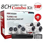 Hikvision 8 Channel CCTV Camera System With Installation And A Monitor | Building & Trades Services for sale in Central Region, Kampala
