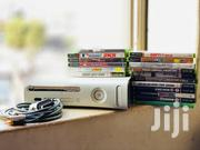 Xbox 360 1 With Connection Cable And Video Games | Video Game Consoles for sale in Central Region, Kampala