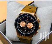 Hublot Leather Strap | Watches for sale in Central Region, Kampala