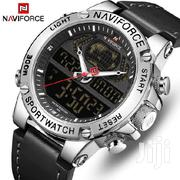 Naviforce Leather Strapped Watch | Watches for sale in Central Region, Kampala