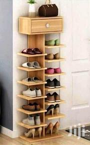 Modern Shoe Rack With Drawer | Furniture for sale in Central Region, Kampala