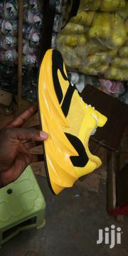 Adidas Yellow Shark Shoes | Shoes for sale in Central Region, Kampala