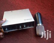 Soundcard & Microphone | Audio & Music Equipment for sale in Central Region, Kampala