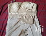 Golden Brown Party Dress Still New With Tags Still On | Clothing for sale in Central Region, Kampala