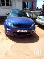 Land Rover Range Rover Evoque 2013 Blue | Cars for sale in Central Region, Kampala