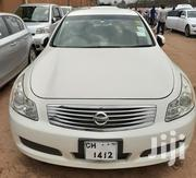 Nissan Skyline 2007 White | Cars for sale in Central Region, Kampala
