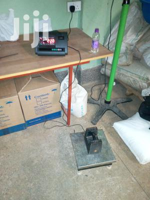 Weighing Scales Repair Services In Kampala