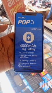 New Tecno Pop 3 16 GB Blue | Mobile Phones for sale in Central Region, Kampala