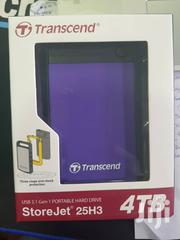 Transcend Hard Drive 4TB | Computer Hardware for sale in Central Region, Kampala