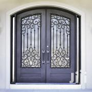 Well Designed Wrought Iron Doors | Doors for sale in Central Region, Kampala