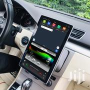 Tesla Rotating Car Radio Android | Vehicle Parts & Accessories for sale in Central Region, Kampala