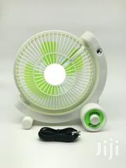 Rechargeable Led Fan 3in1 Flash Light,Air Cooler Phone Charging | Home Appliances for sale in Central Region, Kampala