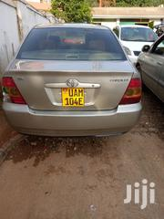 Toyota Corolla 2002 Gold   Cars for sale in Central Region, Kampala