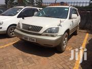 Toyota Harrier 1998 White   Cars for sale in Central Region, Kampala