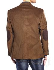Brown Sports Blazer, Elbow Patch, Three Button, Imported | Clothing for sale in Central Region, Kampala