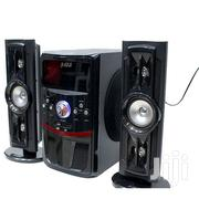 JZ355 2.1 Home Theater Excellent Output Ac/Dc ,Remote Control | Audio & Music Equipment for sale in Central Region, Kampala