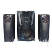 Jazz 333, 2.1 Ch Home Theater With Bluetooth/Usb/Sd/Ac/Dc - Black | Audio & Music Equipment for sale in Central Region, Kampala