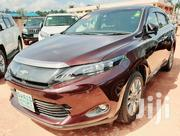Toyota Harrier 2014 Red   Cars for sale in Central Region, Kampala