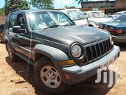 Jeep Cherokee 2007 Sport 2.8 CRD 4x4 Gray | Cars for sale in Central Region, Kampala