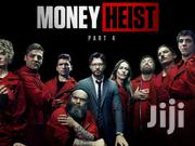 Brand New Netflix Money Heist Season 4 HD Softcopy Video Onthe Go | Computer & IT Services for sale in Central Region, Kampala