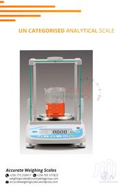 UN Categorised Analytical Weighing Scales Kampala Uganda | Store Equipment for sale in Central Region, Kampala