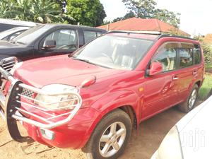 Nissan X-Trail 2001 Automatic Red