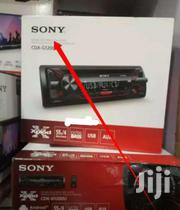 Cdx. G1200 Car Radio SONY | Vehicle Parts & Accessories for sale in Central Region, Kampala