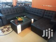 New Leather Sofa Set | Furniture for sale in Central Region, Kampala