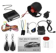 Universal 1way 2 Remotes Car Alarm System | Vehicle Parts & Accessories for sale in Central Region, Kampala