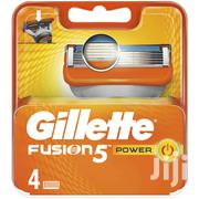 Gillette Fusion 5 Power 4 Razor Blades | Tools & Accessories for sale in Central Region, Kampala